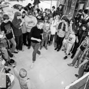 MagicDance в ТРЦ РИО (28 декабря 2012)