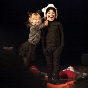 Современный танец (дети 5-6 лет)
